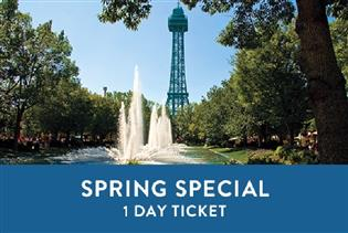 b1746b3541 1-Day Spring Special Admission