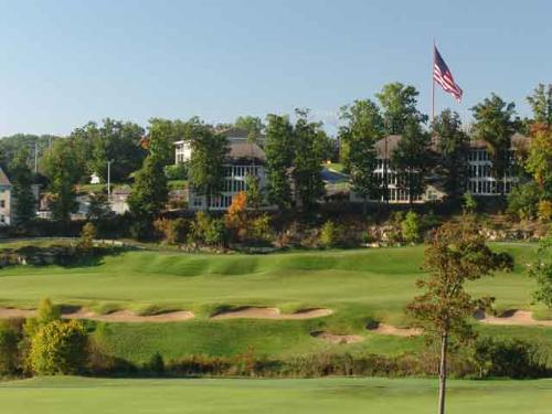 1000 Hills Condos and Golf Resort in Branson, Missouri