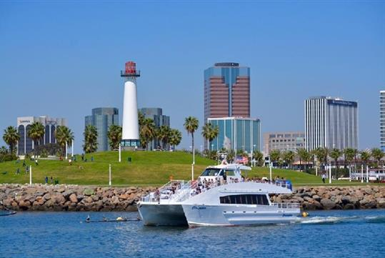 45 Minute Harbor Cruise in Long Beach, CA