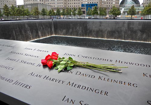 9/11 Memorial and Museum Tour in New York, New York