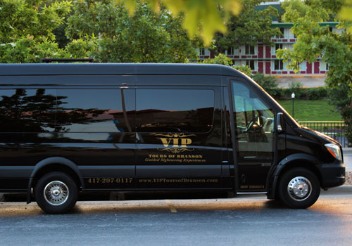 Custom 18 Passenger Mercedes Sprinter Coach