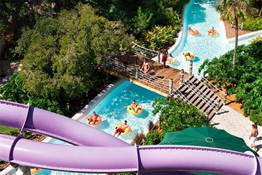 Adventure Island Tampa water park in Tampa, FL