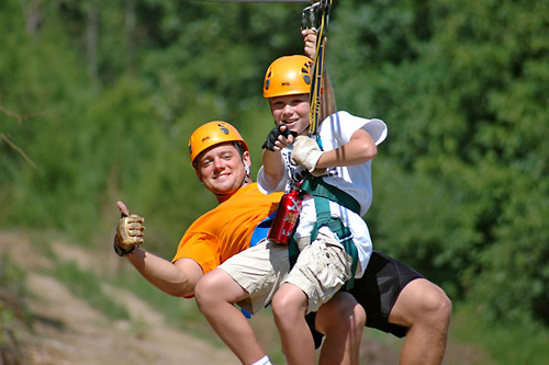 Adventure Ziplines of Branson in Branson, Missouri