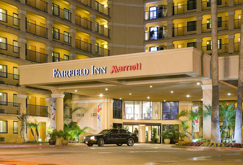 Anaheim Fairfield Inn by Marriott in Anaheim, California