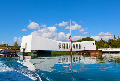 Arizona Memorial & Aloha Stadium Flea Market Tour - Honolulu