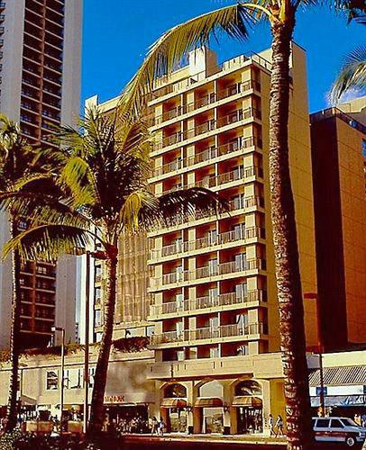 Aston Waikiki Beachside Hotel In Honolulu Hawaii