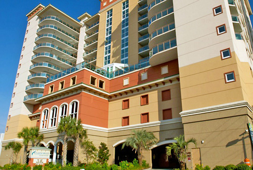 Bahama Sands Luxury Condominiums in North Myrtle Beach, South Carolina