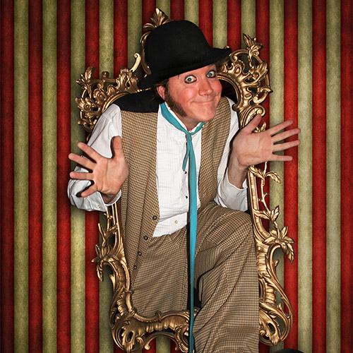 Bah Humbug at the Sweet Fanny Adams Theatre in Gatlinburg, Tennessee