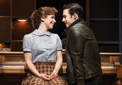 Beautiful: The Carole King Musical in New York City, New York