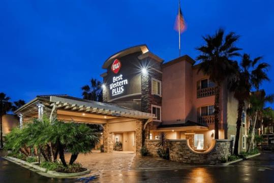 Best Western Plus Oceanside Palms in Oceanside, CA