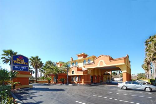 Hotel Front Best Western St Augustine Beach Inn
