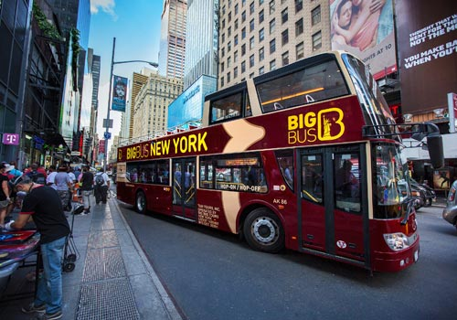Big Bus New York Sightseeing Tours in New York, New York