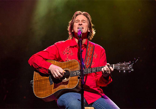 Billy Dean and Steel Horses in Branson, Missouri