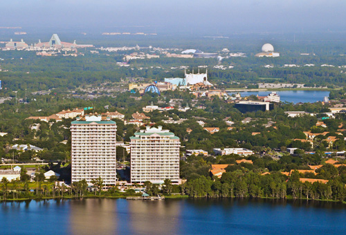 Blue Heron Beach Resort in Orlando, Florida