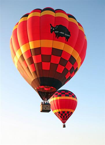 Bob S Balloon Rides Champions Gate Fl