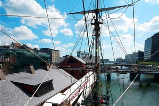Buy tickets online to the Boston Tea Party Ships & Museum in Boston, MA