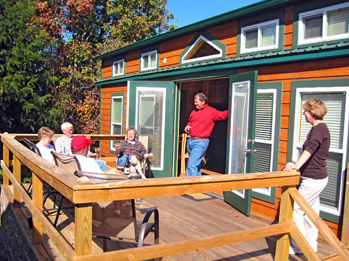 Branson KOA Campground Lodging in Branson, Missouri