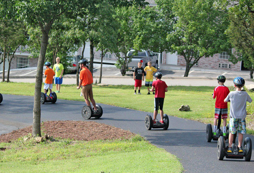 Rock and Roll with us on a Segway PT.