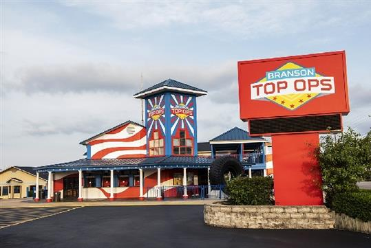 Branson Top Ops Laser Tag & Outdoor Maze in Branson, MO