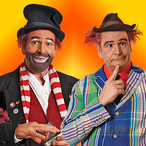 Brian Hoffman's Remembering Red - A Tribute to Red Skelton in Pigeon Forge, Tennessee