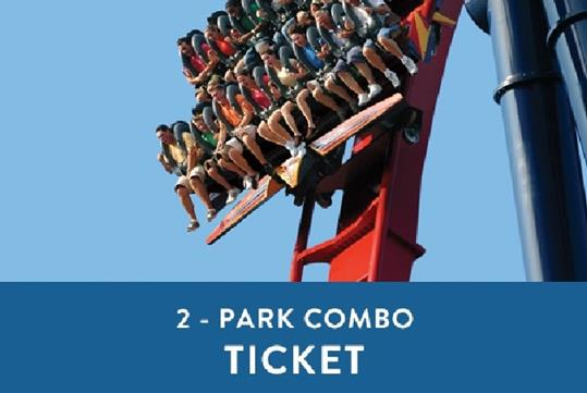 Two Park Ticket