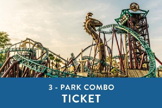 Three Park Ticket