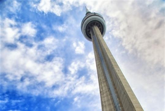 CN Tower & City Tour in Toronto, ON with VIP Ontario Tours