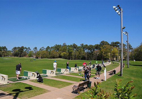 Cane Patch Driving Range in Myrtle Beach, South Carolina