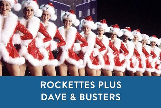 Rockettes Christmas Tour.Christmas Spectacular With The Radio City Rockettes Plus Times Square Lunch Or Dinner