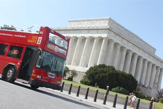 CitySights DC- Double Decker Tours