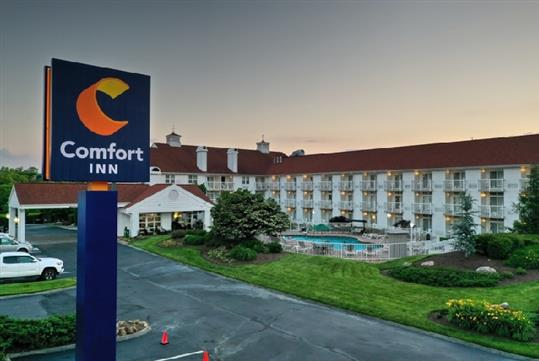 Comfort Inn Apple Valley in Sevierville, Tennessee