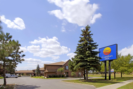Comfort Inn Toronto North in Toronto, ON