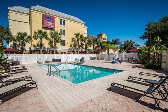 Comfort Suites Orlando Orlando Fl