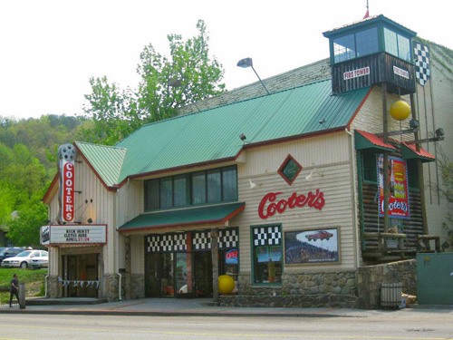 Cooter's Place of the Smokies in Gatlinburg, Tennessee