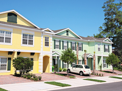 Coral Cay Resort Townhomes exterior, front
