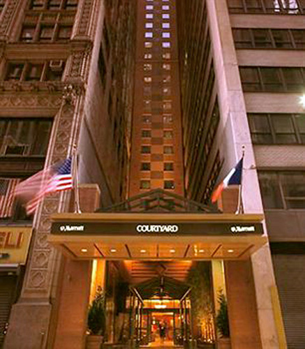 Courtyard By Marriott New York Manhattan Times Square In
