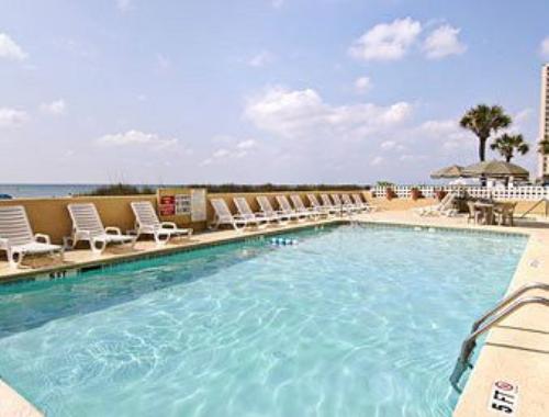 Days Inn Myrtle Beach Beachfront Reviews