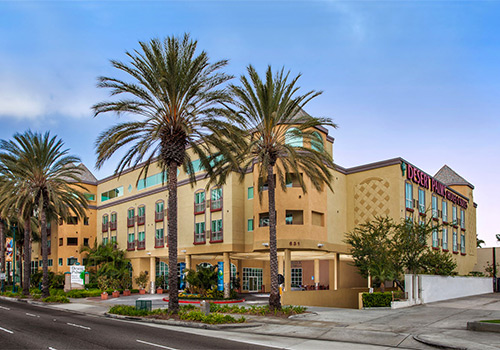 Desert Palms Hotel and Suites in Anaheim, California