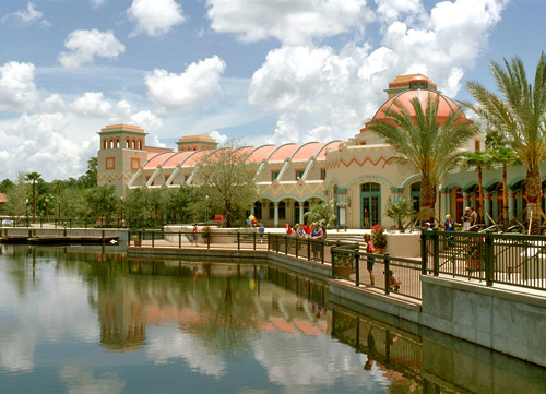 Disney's Coronado Springs Resort in Lake Buena Vista, Florida