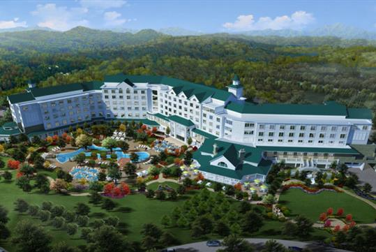 Dollywood's DreamMore Resort in Pigeon Forge, TN