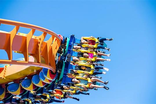 Dorney Park & Wildwater Kingdom in Allentown, PA