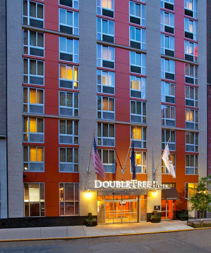 Doubletree By Hilton New York Times Square South New York Ny