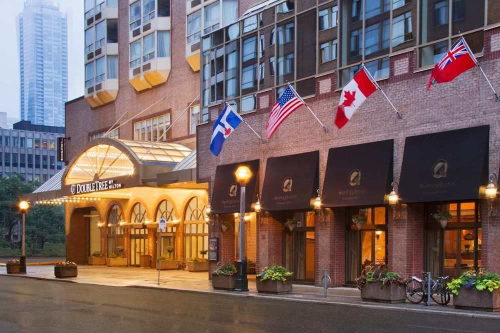 - DoubleTree by Hilton Hotel Toronto Downtown in Toronto, ON