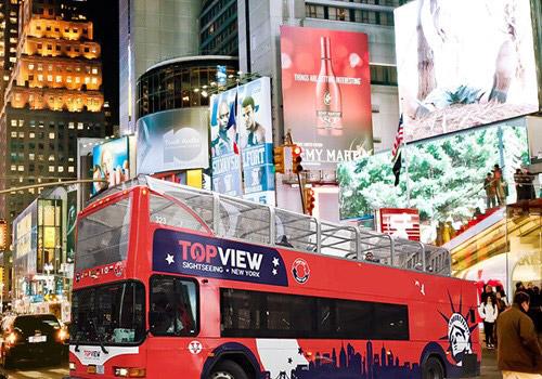 Nyc Double Decker Bus Tours Go New York Tours