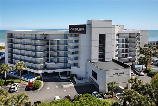 Doubltree Resort By Hilton - Myrtle Beach Oceanfront in Myrtle Beach, South Carolina