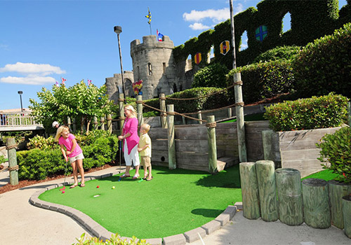 All Day Play at Dragon's Lair Fantasy Golf in Myrtle Beach, South Carolina