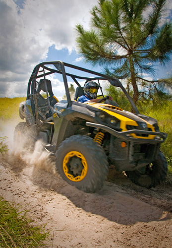 Revolution Off-Road Dune Buggy Experience in Clermont, Florida