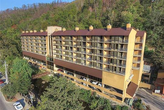 Edgewater Hotel & Conference Center in Gatlinburg, Tennessee