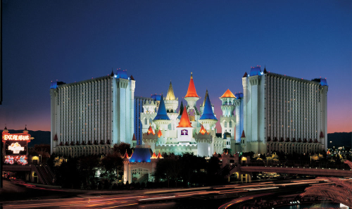 Excalibur Hotel Casino in Las Vegas, Nevada
