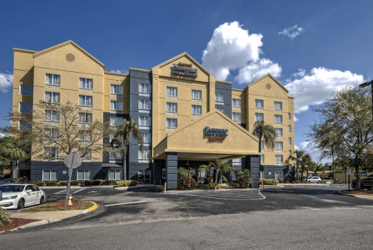 Fairfield Inn & Suites by Marriott Near Universal Orlando in Orlando, FL